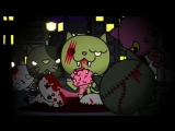 Кошки-зомби