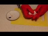 Как покрасить мастику для торта