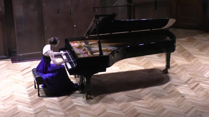 С. ПРОКОФЬЕВ Из Десяти пьес из балета «Золушка», соч. 97; Евгения СИДОРИК