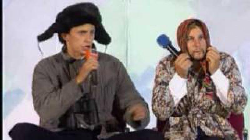 КВН БГУ 2002 - Вадим Галыгин Дед Пихто-Ёшкин кот