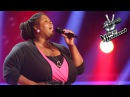 Shirma Rouse Imagine The Blind Auditions The voice of Holland