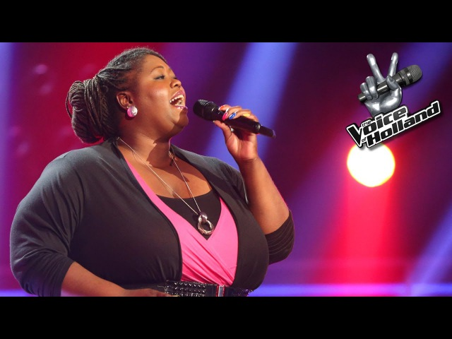 Shirma Rouse - Imagine (The Blind Auditions   The voice of Holland)
