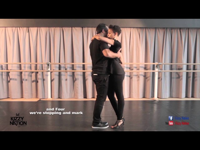 Apprendre la kizomba 2 by Kizzy Nation (English subtitles)