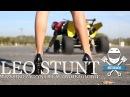 EXTREME Quad Stunt Riding ATV Freestyle Stunts. Leo Stunt Suzuki LTZ 400 LTR 450 motobanda