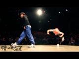 MOVIE ONE vs NADIA - Hip Obsession 7 Bgirl 1on1 Semi-Final Battle 2011 YAK FILMS