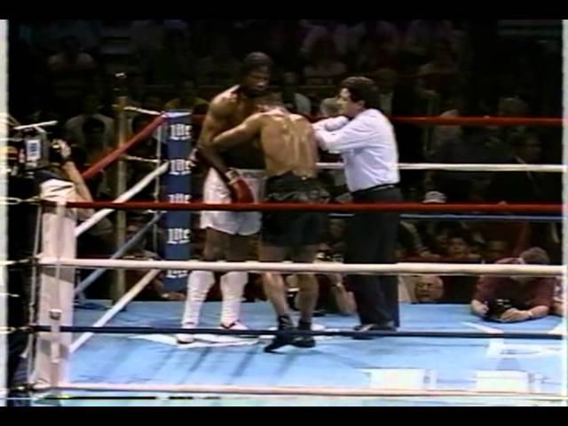 Mike 'Iron' Tyson vs Mitch 'Blood' Green 1986 05 20