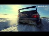 2013 Subaru impreza WRX STI - Тест-драйв на снегу (Субару Импреза WRX STI)