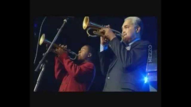 Trumpet in the night (ft. Clark Terry, Art Farmer, Paolo Fresu ...)