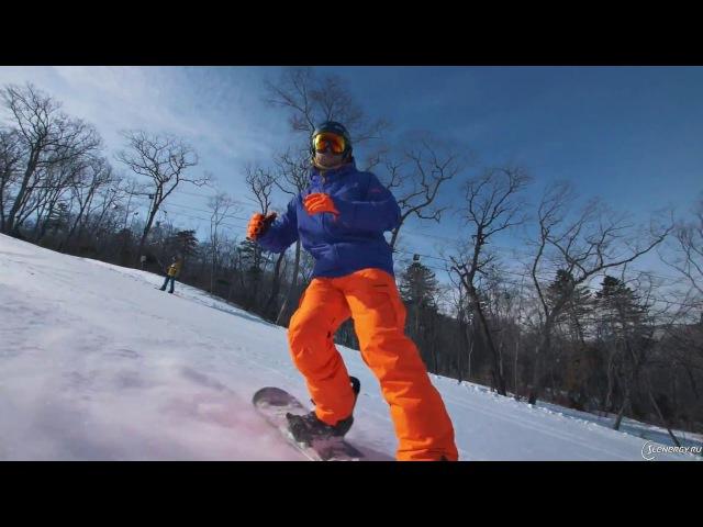 Видеопрофайл Ильи Косяченко - сноуборд