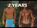 Insane 2 Years Street Workout Transformation Calisthenics Motivation