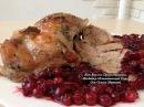 Как Вкусно Приготовить Индейку + Клюквенный Соус (How to Cook Turkey + Cranberry Sauce Recipe)