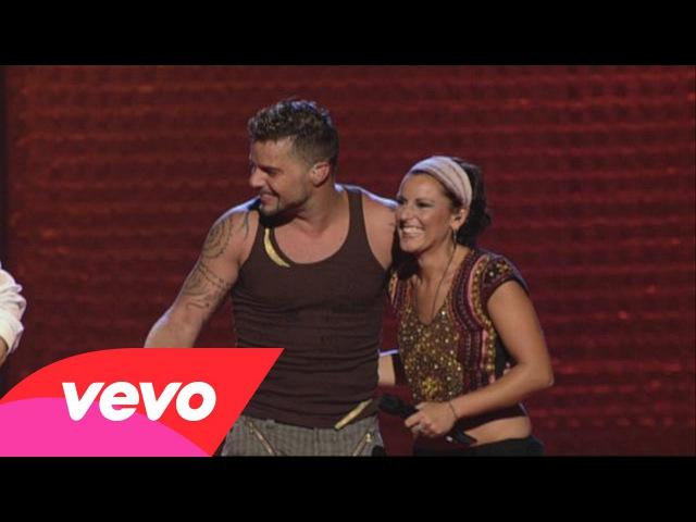 Ricky Martin - Tu Recuerdo ft. La Mari De Chambao (Live at Black White Tour)