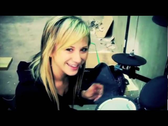 Jen Ledger Drum Solo iMovie Project