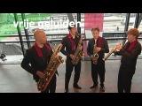 Amstel Quartet - Samuel Barber Adagio for strings (arr. Johan van der Linden)