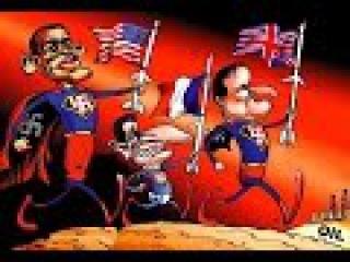 СМИ Запада и США травят весь мир против России и Путина! ЧЕГО ОНИ БОЯТСЯ?