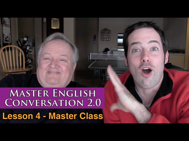 Real English Conversation Fluency Training - Family Reunions - Master English Conversation 2.0