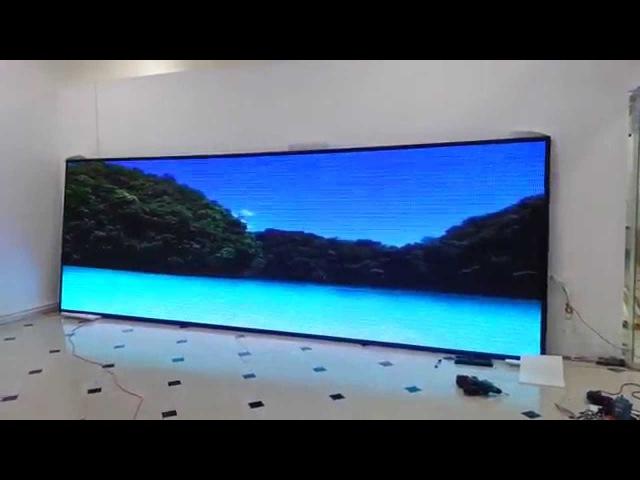 Полноцветный светодиодный led экран ND-P10 DIP, г.Алексин