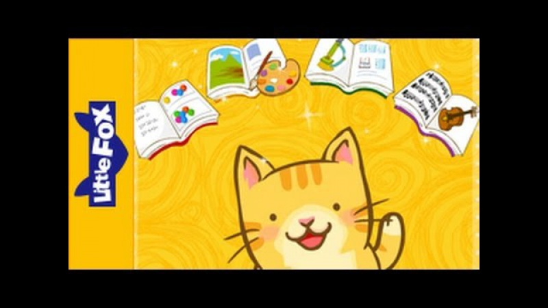 What's Your Favorite Subject Learn English for Kids Song by Little Fox