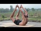 Продвинутая традиционная Хатха Йога с Babu Raj. Гибкость и прочность с Гималаев, Индии