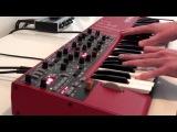 Доступный для всех стилей (Access all styles) synthesizer Nord Lead A1. Part 1.