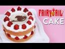 FAIRY TAIL FANTASIA CAKE NERDY NUMMIES