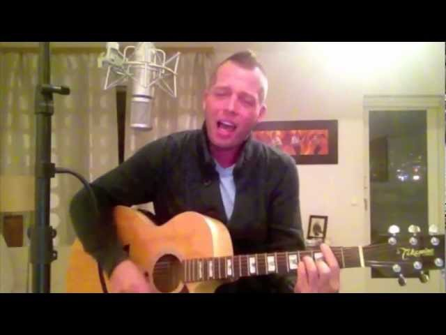 Muse Plug In Baby Acoustic cover by Brynjar Mar