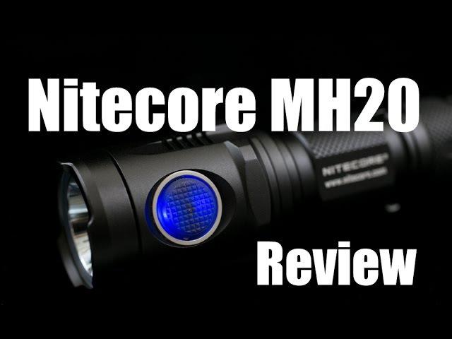 Nitecore MH20: The Best Flashlight I Own