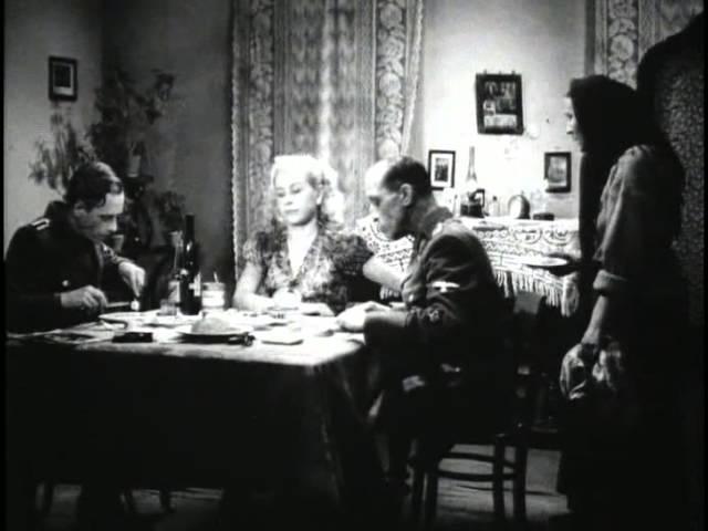 Молодая гвардия. (1948). 1-я серия. Полная версия.