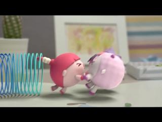 Малышарики - мультфильм - На площадке (16 серия) Развивающий мультик для малышей - Все серии подряд в альбоме группы