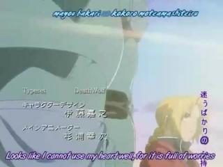 Стальной алхимик/Hagane no renkinjutsushi (2003 - 2004) Вступительные титры (сезон 1)