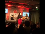 Demi Lovato performing Confident at Planet Radio - November 3rd