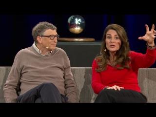 Билл и Мелинда Гейтс Почему отдавать наше состояние было самым радостным из того, что мы делали