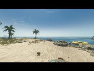 Strended Deep 3 Может стоить сменить не только остров, но и игру заново начать?