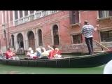 Венеция - в гондоле по