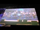 Юбилей И. Я. Крутого и хор академии популярной музыка им. И. Крутого! Германия 2015