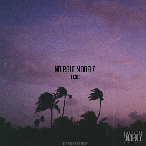 J. Cole - No Role Modelz (studio acapella)