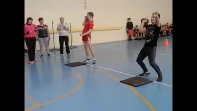 Юра Бутковский и Дима Воронов