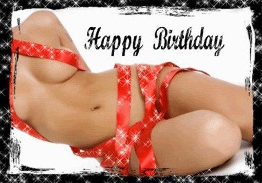 эротичные открытки на день рождения