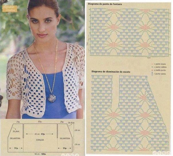 Диагональные узоры для вязания спицами