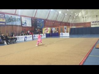 Копьё.  Чемпионат СПБ 2016