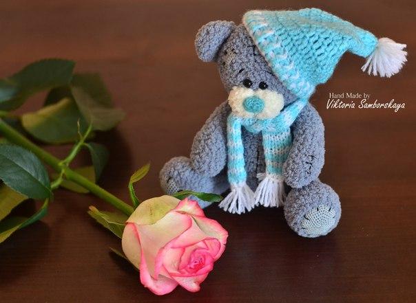 Маленький Тедди (3 фото) - картинка