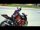Мото приколы   Смешные мото приколы с девушками и парнями | Девушки на мотоциклах в первый раз!