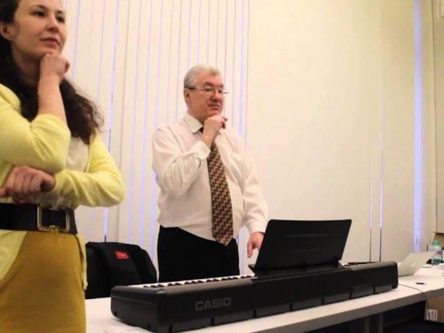 Мастер-класс Фонопедическая и координационно-тренировочная методика развития голоса