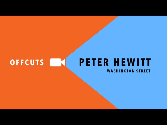 Offcuts Peter Hewitt | TransWorld SKATEboarding