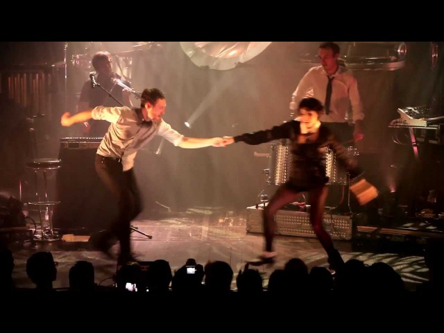 Caravan Palace - Rock It For Me (live at Le Trianon, Paris)
