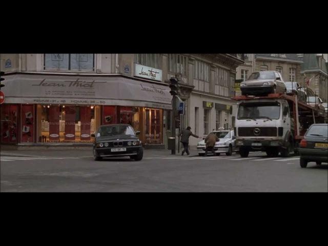 Ronin (8/9) Movie CLIP - Paris Chase (1998) HD