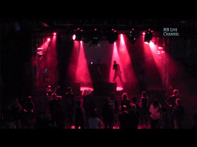 Газовая Е**яGaseous F**kIB6 - Полное Выступление@Cult Of S.A.D. 21.03.1015.Клуб Volta.HardCore.