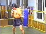 Техника ударов руками 2 - Тайский бокс (В. Чемякин)