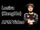 APM Legend Losira aka. KangHo - the fastest hands in ESports!