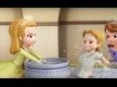 София Прекрасная - Две принцессы и младенец - Серия 1, Сезон 2   Мультфильм Disney про принцесс